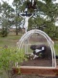 carmelite-nun-gardening