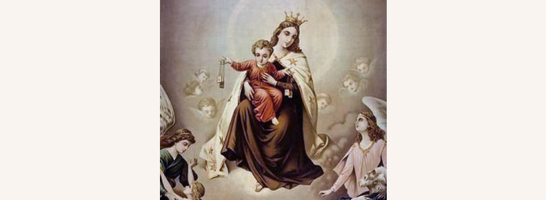 Our Lady of Mount Carmel - Sisters of Carmel