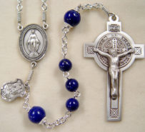 Lapis ready made rosary