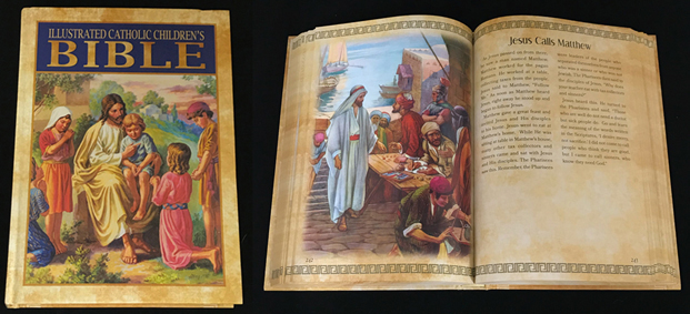 Illustrated Catholic Bible