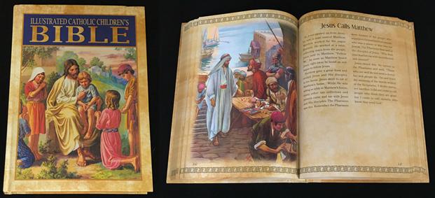 Illustrated Catholic Bible
