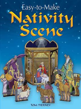 Easy to Make Nativity Scene
