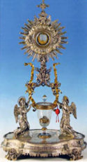 Eucharistic Miracle at Lanciano, Italy
